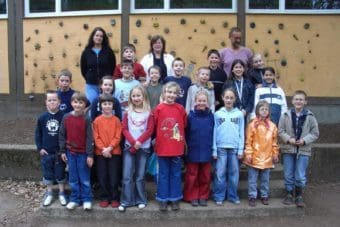 Abgangsjahr 2005 - Volker Schuff, Julia Böse