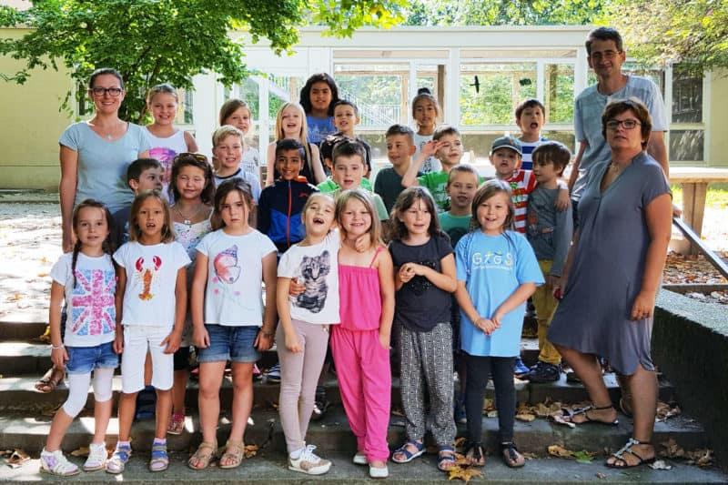 Klasse 2.2 - Schuljahr 2016/2017 - Aufnahmedatum: 31.08.2016
