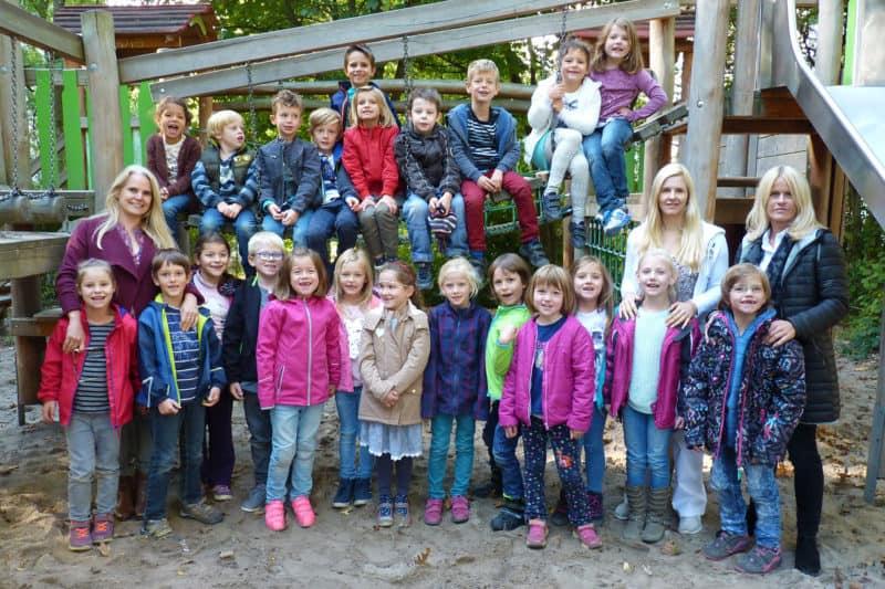 Klasse 1.1 - Schuljahr 2016/2017 - Aufnahmedatum: 05.10.2016