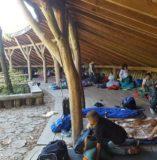 Ausflug der Klasse 4.2 ins Wildniscamp